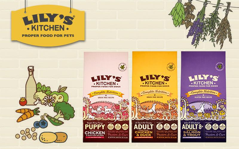 Lily S Dog Food