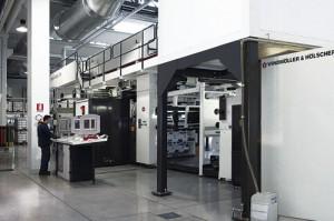 Inside Fiorini factory