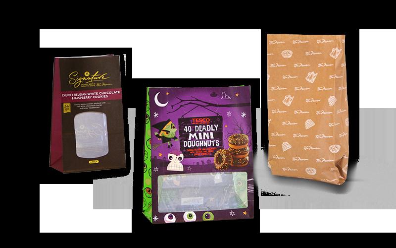 Packaging convenience food