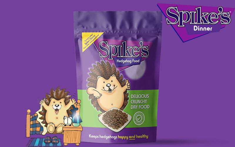 Spikes Hedgehog Food