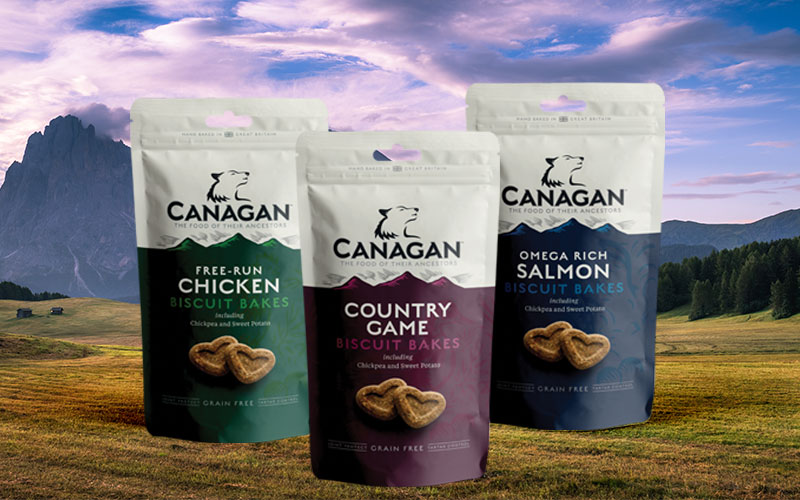 Canagan Biscuit Bakes Law Print Pack