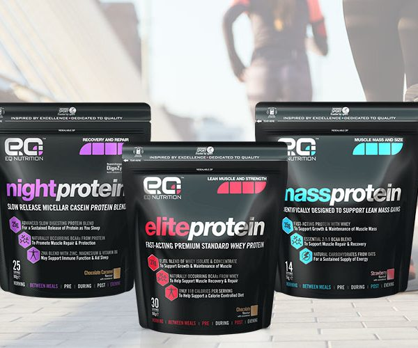 EQ Nutrition Pouches Packaging Law Print Pack