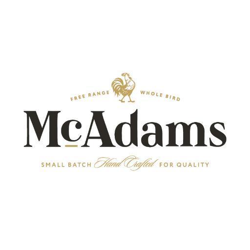 McAdams Logo Pet Food Packaging Law Print