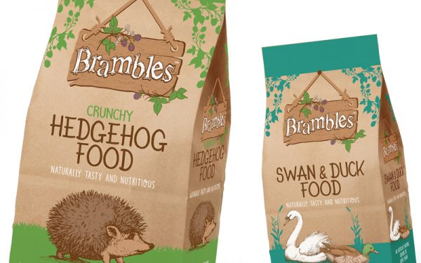 Brambles Pet and Wildlife Packaging