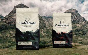 Canagan Dog Food Packaging Law Print