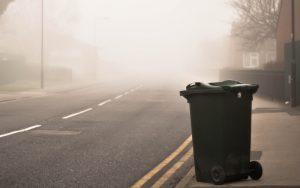 PLA Plastic Composting Bin