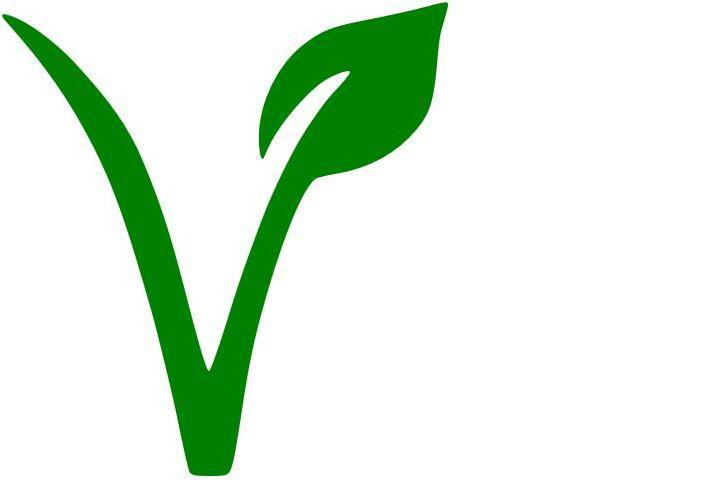 Triple A Company >> Vegetarian Logo - Law Print & Packaging Management