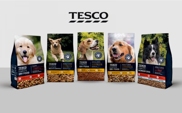 Tesco Complete Dry Dog Food