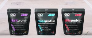 EQ Nutrition Stand Up Pouches