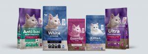 Pets at Home Cat Litter Range