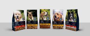 Tesco Complete Dry Dog Food Range Law Print Pack