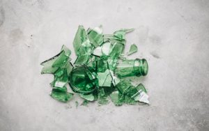 Alcohol Pouches Breakages