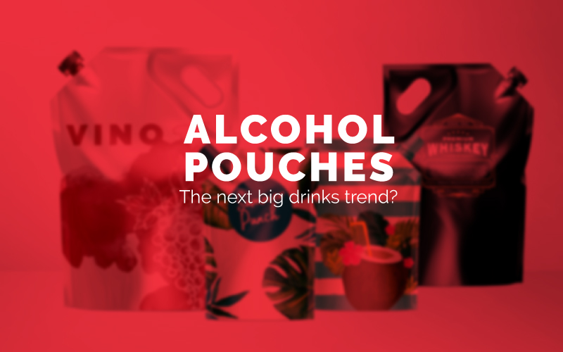 Alcohol Pouches The Next Big Drinks Trend
