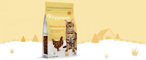 Applaws Chicken Cat Food Packaging