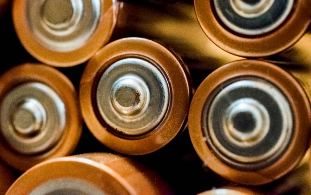 Sustainability - many of us don't even know batteries can be recycled