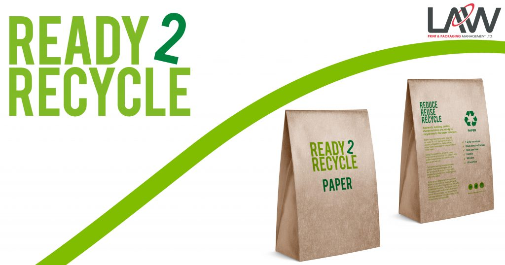 how to recycle brown paper bags
