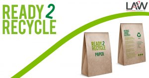 Ready 2 Recycle Paper Bags