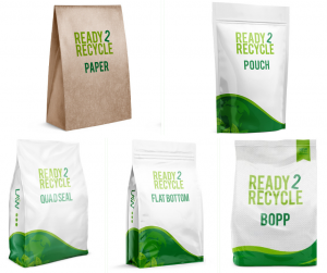 Ready 2 Recycle Range Collage