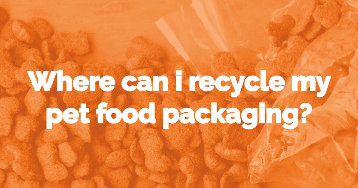 Pet Food Packaging - Blog