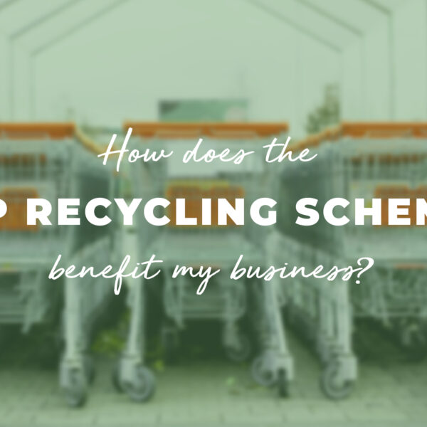 How does the PP Recycling Scheme benefit my business?