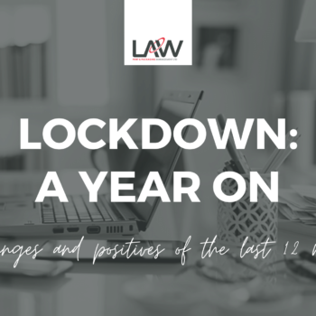 Lockdown: A Year On